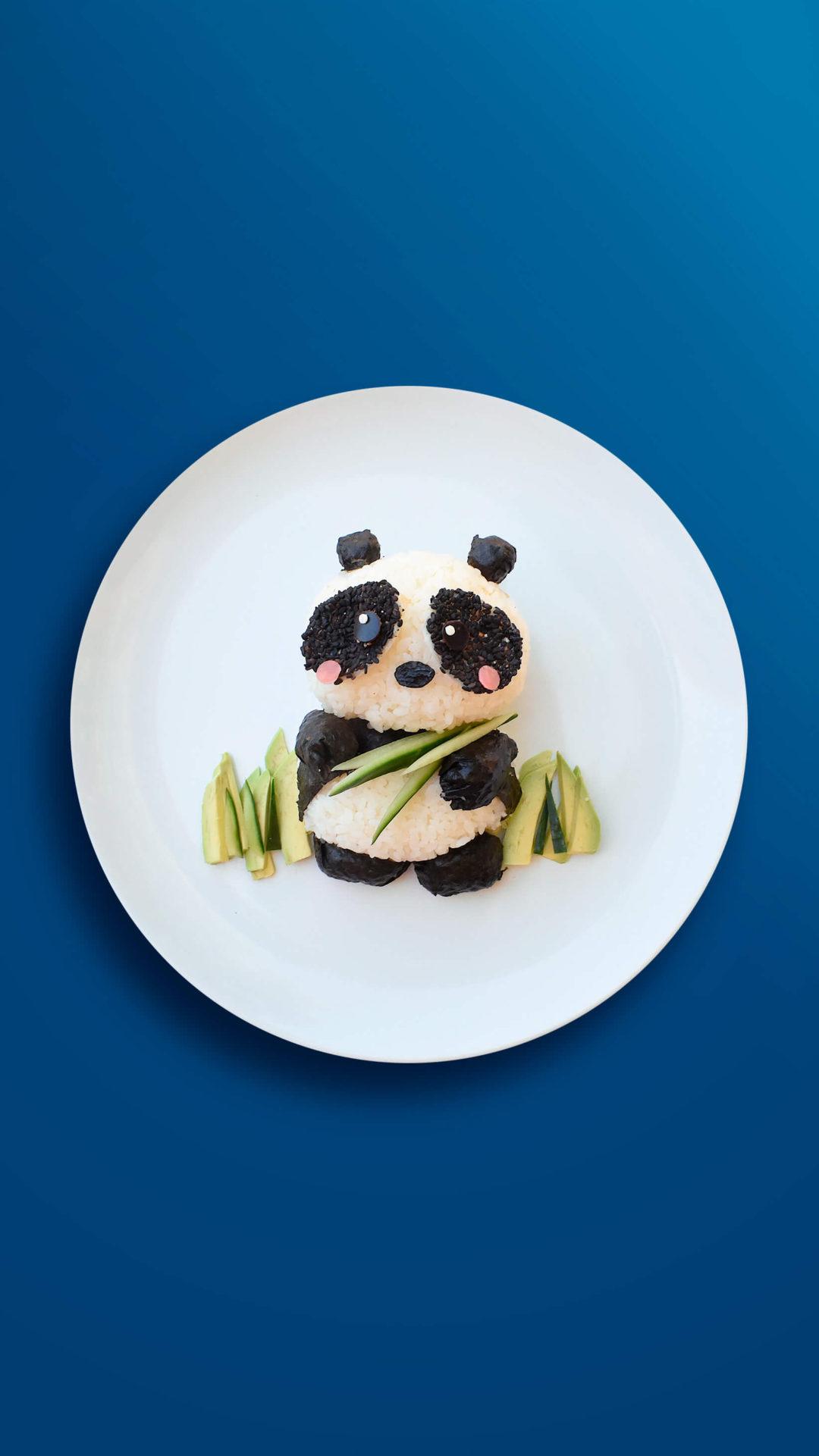 Panda – Sushi
