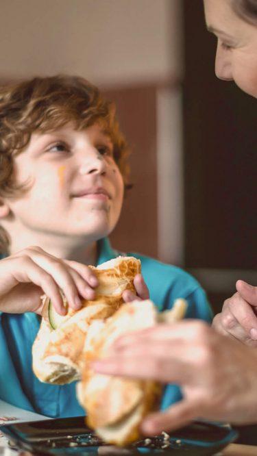 Schnelle und gesunde Rezeptideen für gestresste Eltern